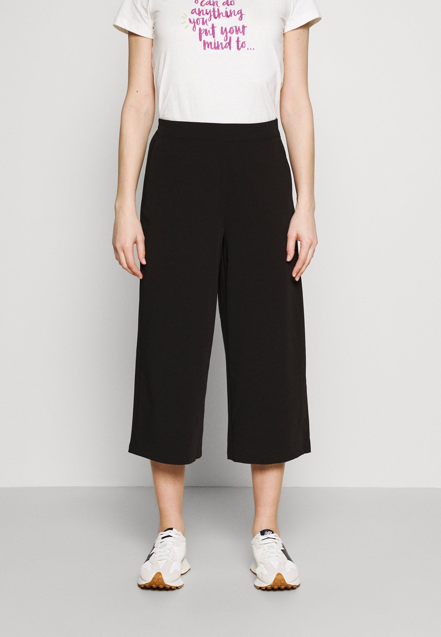 Donna OBJCECILIE NEW CULOTTE PANTS - Pantaloni
