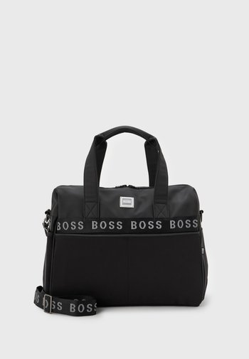 CHANGING BAG UNISEX - Luiertas - black