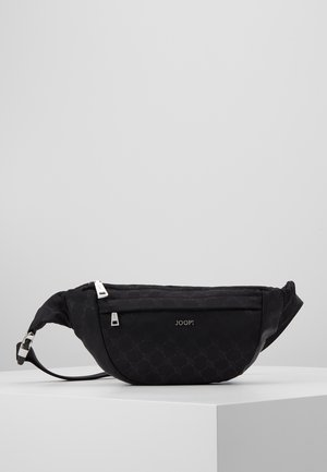 CORNFLOWER ZELLA HIPBAG - Bum bag - black