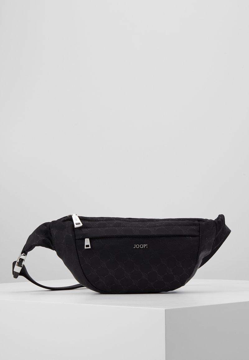 JOOP! - CORNFLOWER ZELLA HIPBAG - Bum bag - black
