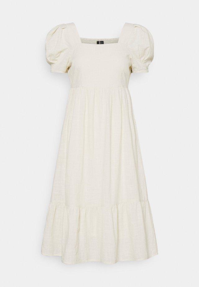 VMIDIRIS CALF DRESS - Kjole - birch