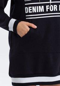 Cross Jeans - Day dress - navy - 4
