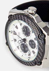 Guess - Chronograph watch - silver-coloured - 4