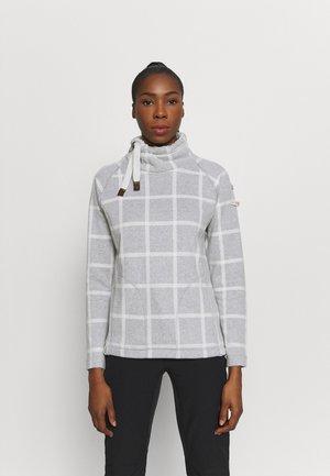 HAUKKALA - Sweatshirt - light grey
