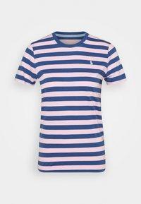 Polo Ralph Lauren - Camiseta estampada - garden pink/eart - 3