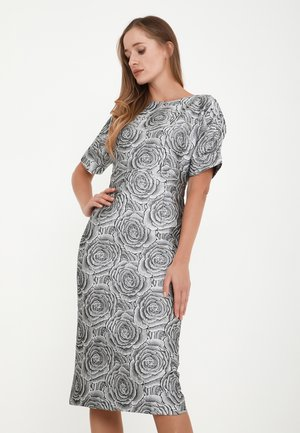 ALTEA - Shift dress - grau