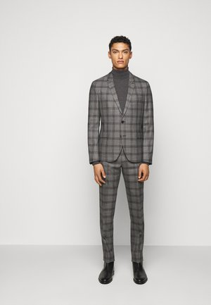 F-OREGON - Suit - dark grey
