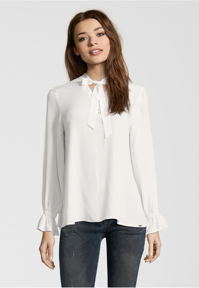 CIPUPETTE - Blouse - off white