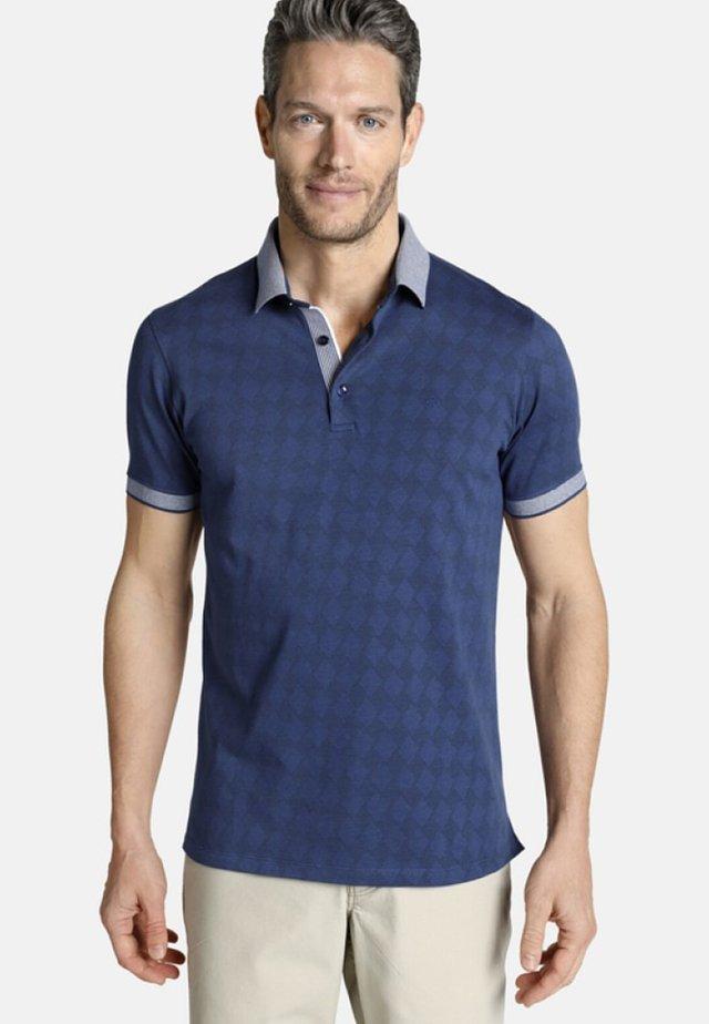 IVAIN - Polo shirt - blue