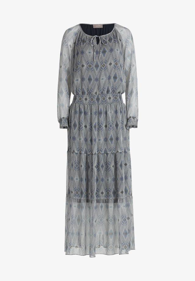 Maxi dress - dark blue/classic blue