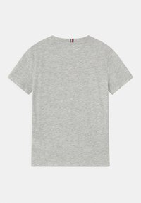 Tommy Hilfiger - LOGO - Print T-shirt - light grey heather - 1