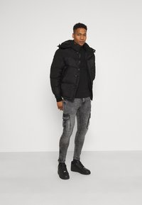 Brave Soul - SPEED - Winter jacket - black - 1