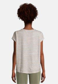 Cartoon - Print T-shirt - khaki/white - 2