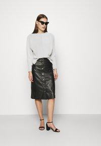 Calvin Klein - Jumper - white/black - 1