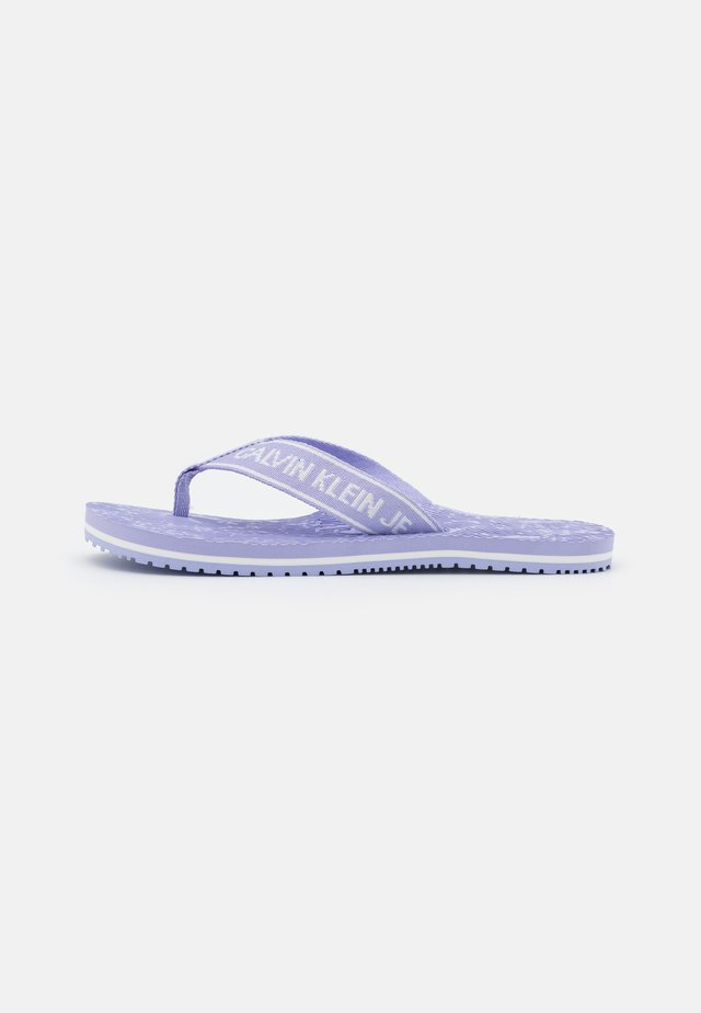 BEACH INSTITUTIONAL  - Teensandalen - palma lilac