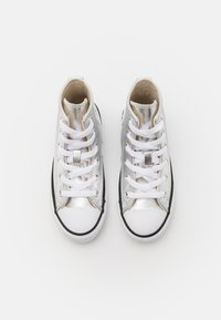 Converse - CHUCK TAYLOR ALL STAR - Zapatillas altas - metallic granite/white/black - 3