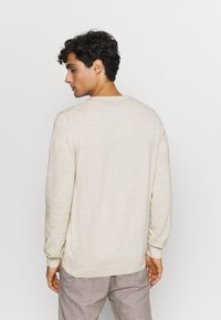 s.Oliver - Jumper - off-white - 2