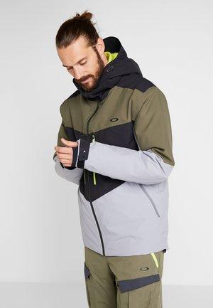 RAZORBACK - Snowboard jacket - blackout