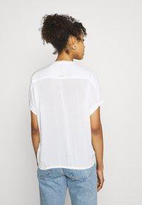 Ragwear - RICOTA - Blouse - white - 2