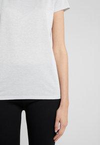 HUGO - DENOLE - T-Shirt basic - natural - 5