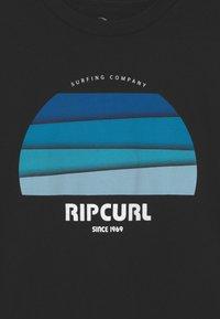 Rip Curl - HEY MUMA UNISEX - T-shirt con stampa - black - 2