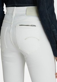 G-Star - NOXER  - Straight leg jeans - white - 2