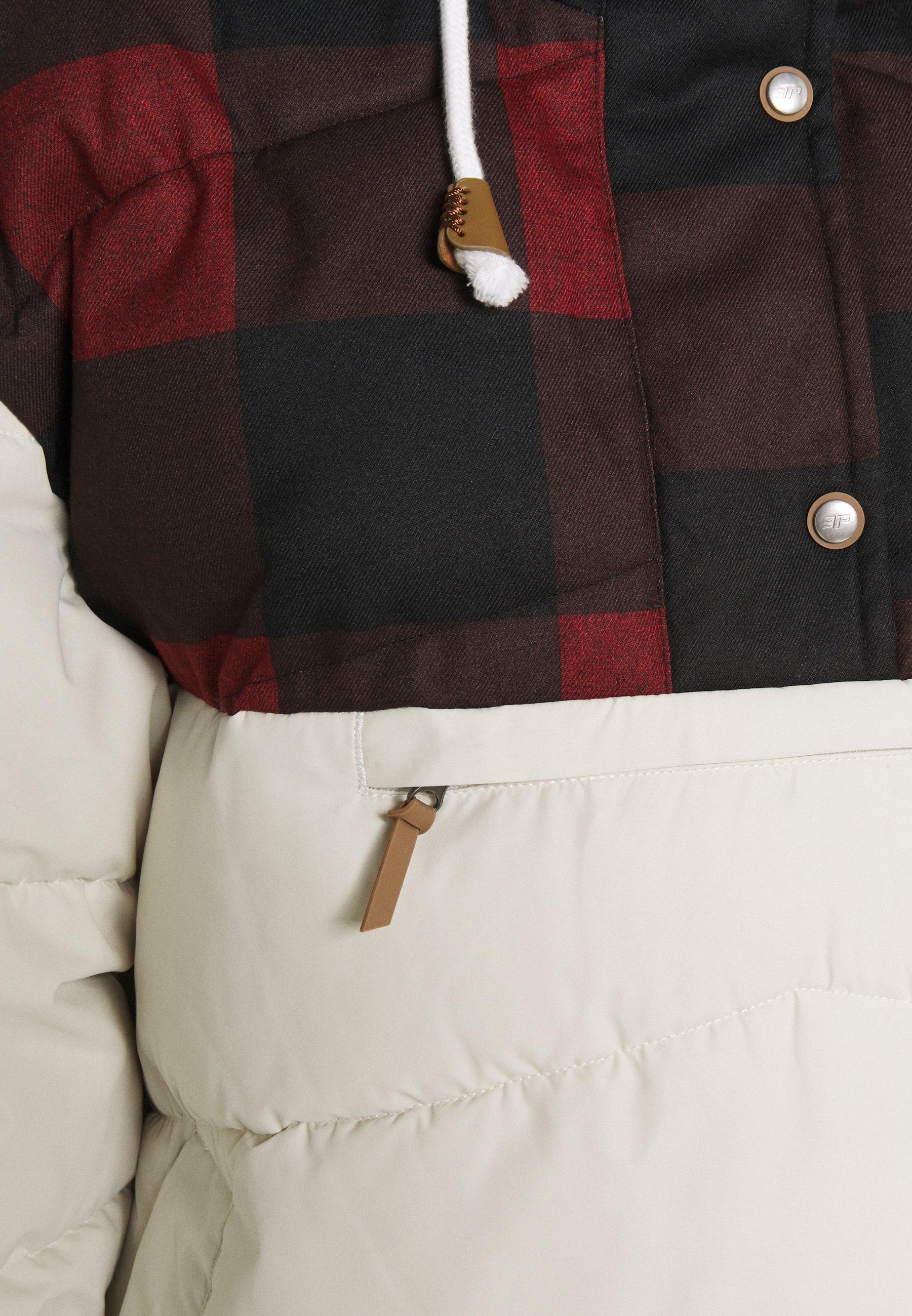 Icepeak ALABAMA - Down jacket - natural white tYvN9