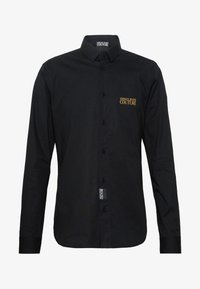 Versace Jeans Couture - BASIC LOGO - Camicia - black - 5