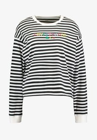 Levi's® - GRAPHIC LONG SLEEVE  - Long sleeved top - cloud dancer - 3