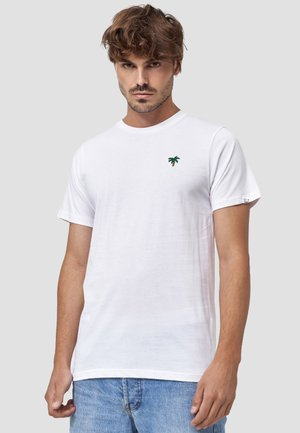 PALME - T-shirt basic - weiß