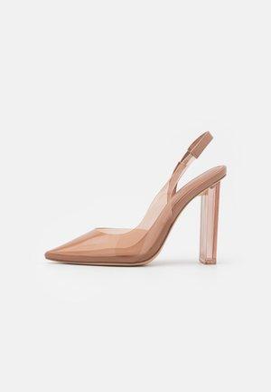 GWEIMA - Classic heels - bone