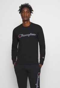 Champion - ROCHESTER CREWNECK - Sweatshirt - black - 0