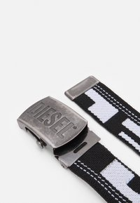 Diesel - BOXXY UNISEX - Pásek - nero - 1