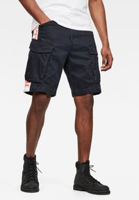 G-Star - ROVIC MOTO - Shorts - mazarine blue - 0