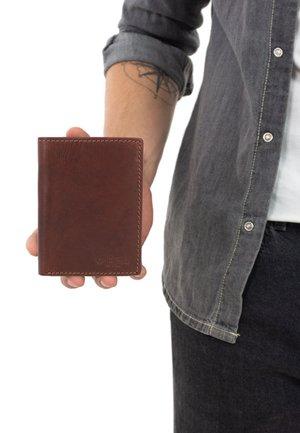 Wallet - dark brown