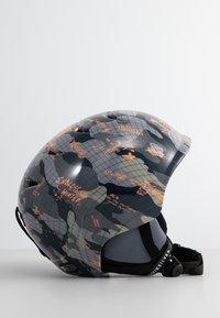 Quiksilver - SLUSH B HLMT KVJ1 - Helmet - true black wichita 2 - 3