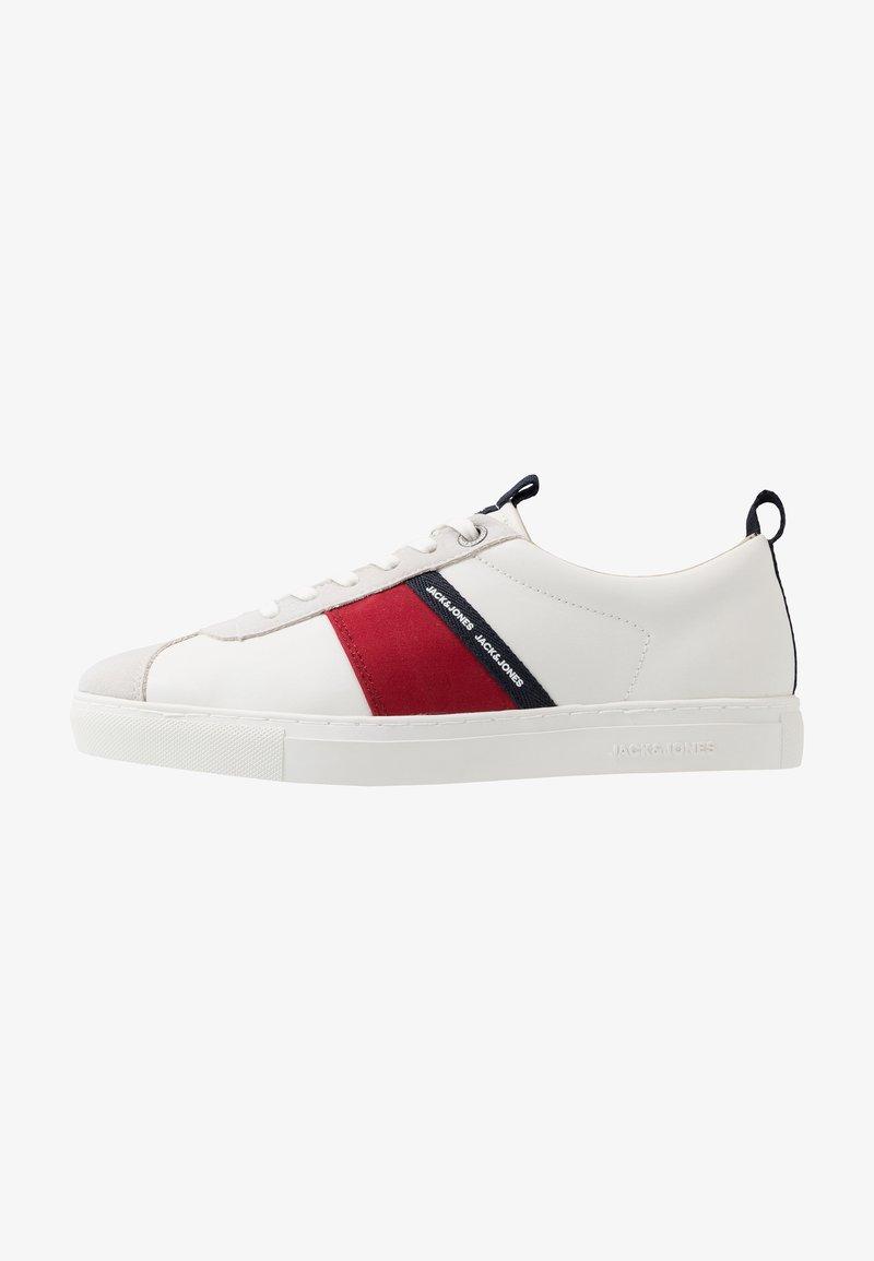 Jack & Jones - JFWSLOANE LOGO - Sneakersy niskie - white
