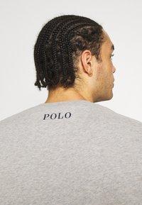 Polo Ralph Lauren Golf - LONG SLEEVE - Felpa - dark sport heather - 3