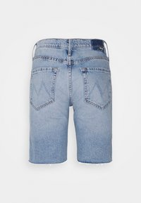 Mother - THE TRICKSTER FRAY - Shorts di jeans - win some lose some - 1