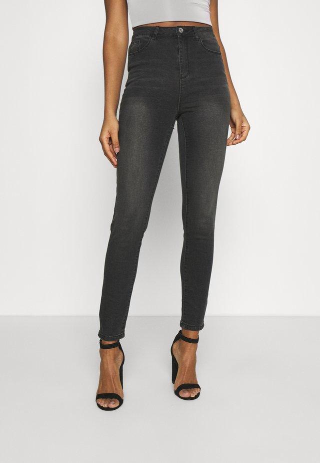 SINNER  - Jeans Skinny Fit - washed black