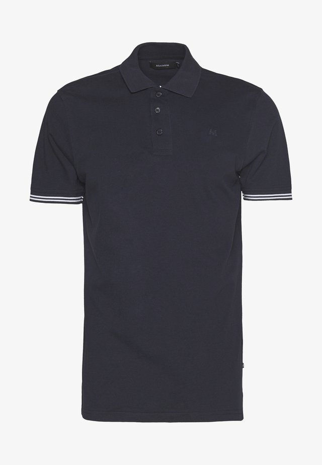 MAPOLEO - Polo - dark navy