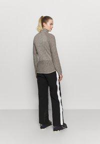 Superdry - ALPINE PANT - Ski- & snowboardbukser - black - 2