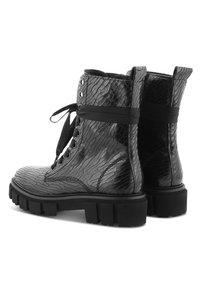 Kennel + Schmenger - VIDA - Platform ankle boots - schwarz - 3