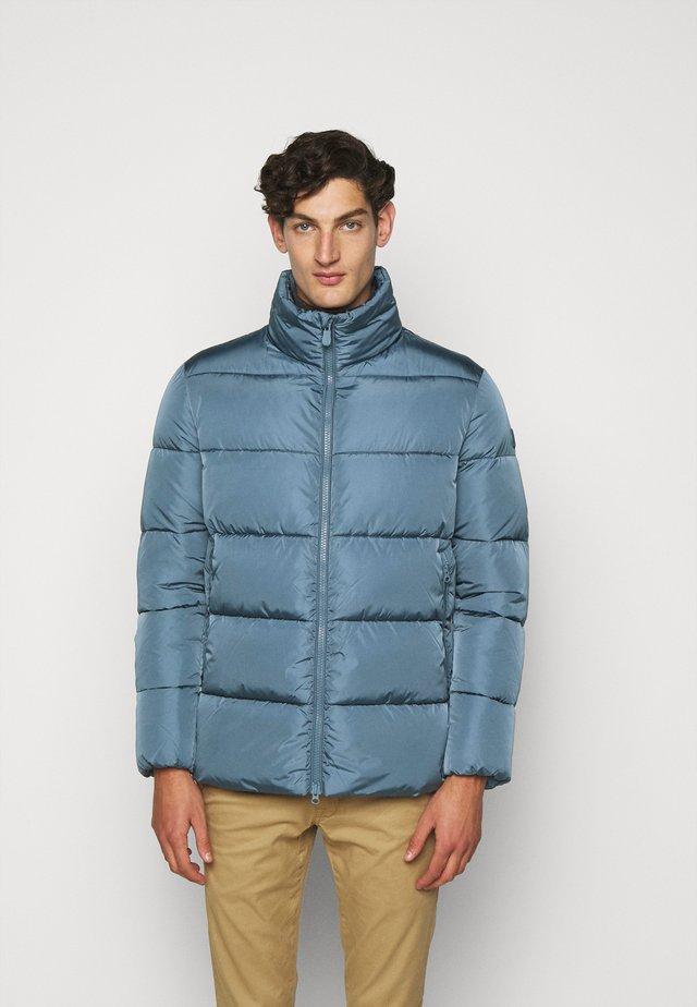 MEGAY - Winter jacket - steel blue