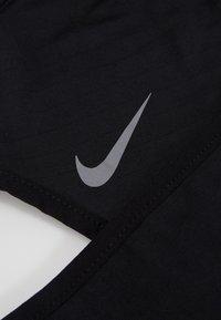 Nike Performance - RUN THERMA SPHERE HOOD - Beanie - black/silver - 7