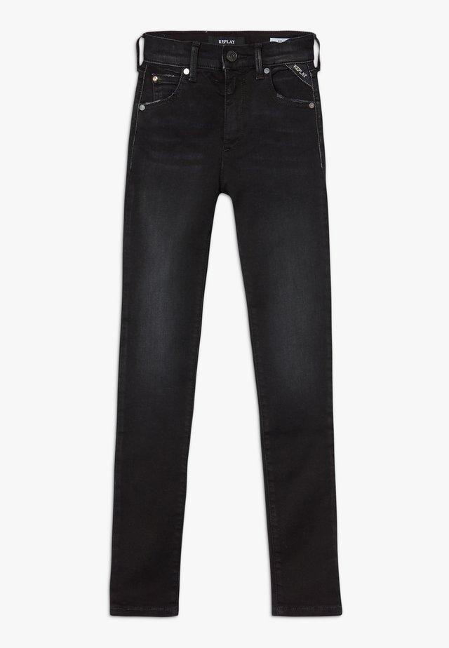 HYPERFLEX STRETCH  - Jeans Skinny Fit - black denim