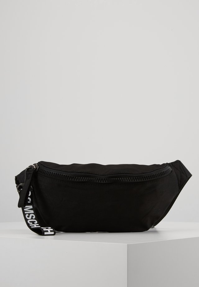 MILENE BUMBAG - Bum bag - black
