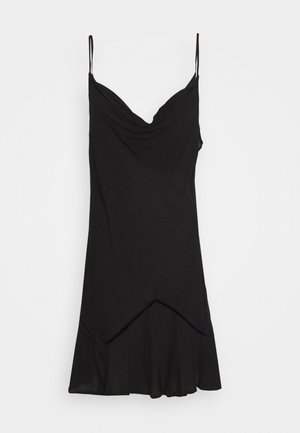 FOREVER FIELDS MINI - Day dress - black