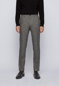 BOSS - Suit trousers - grey - 0
