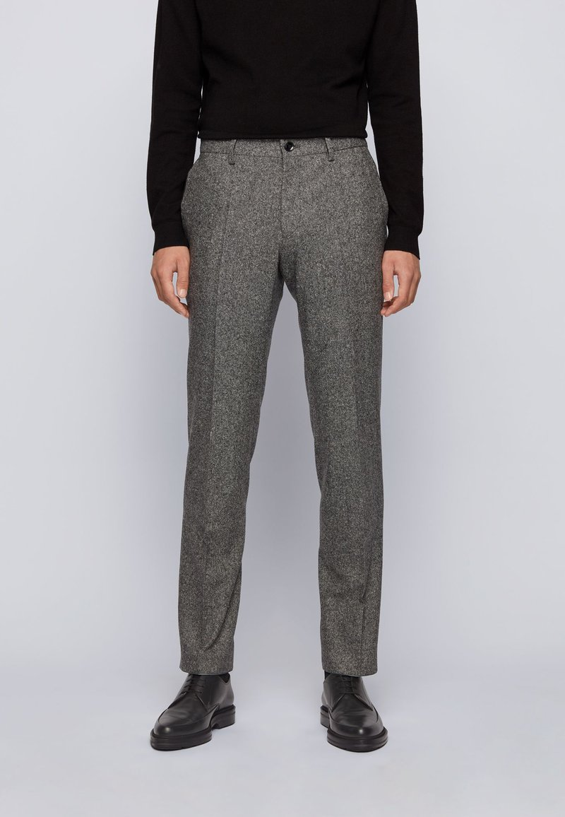 BOSS - Suit trousers - grey